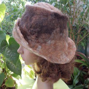 chapeau lama et mouton coté