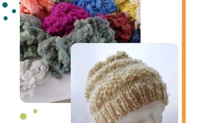 Quelle méthode utilisée pour créer avec de la laine ?